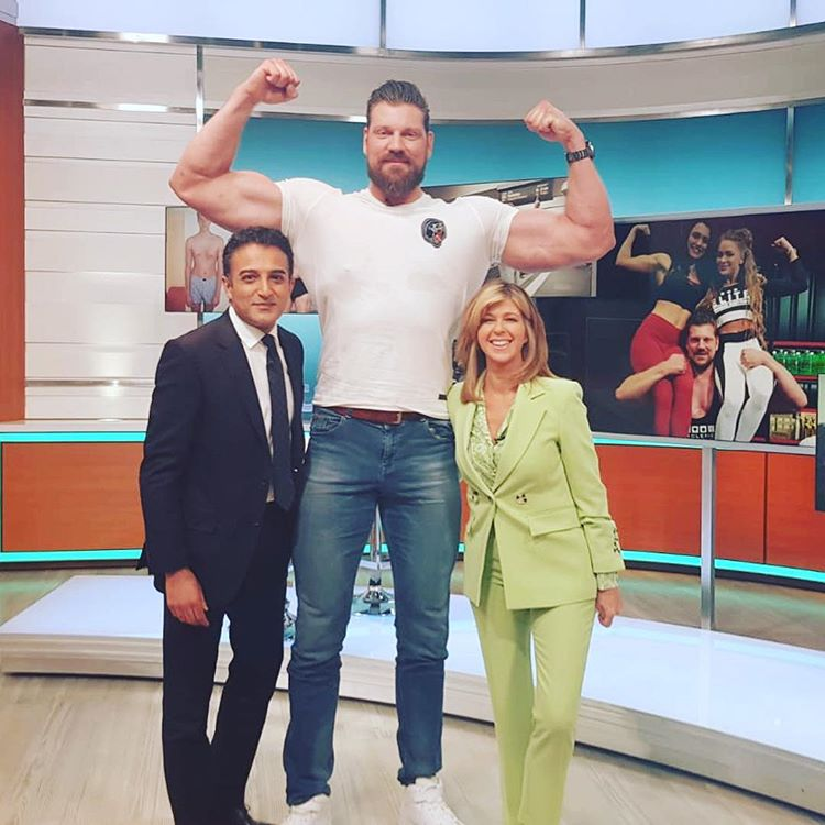 The dutch giant